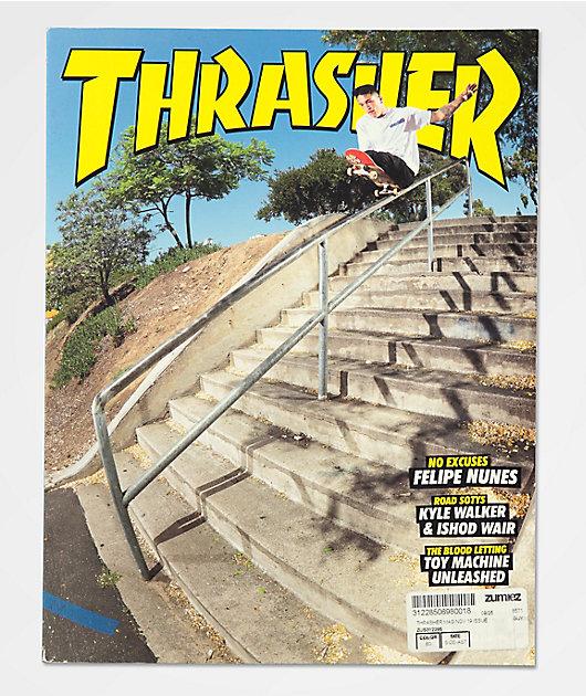 Thrasher Magazine November 2019