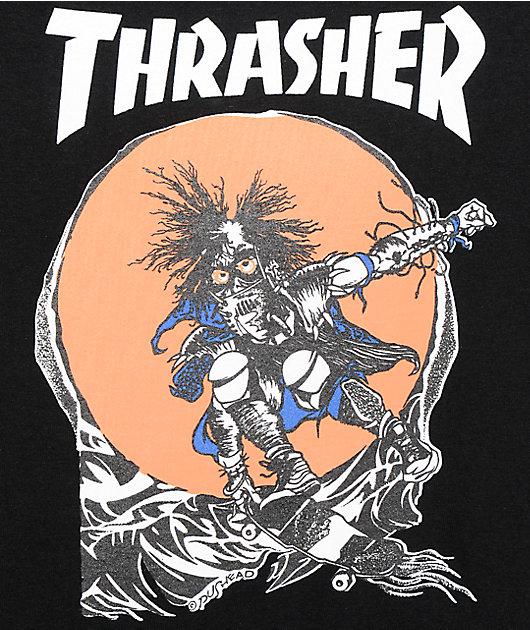 Thrasher Skate Outlaw camiseta