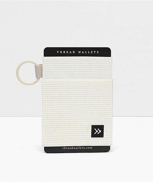 Thread Basic Off White Wallet
