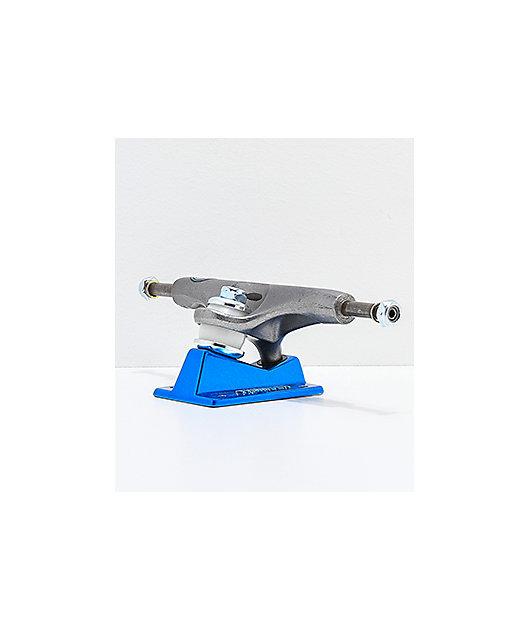 Thunder Electra Strike 147 Blue & Gray Hollow Lights Skateboard Truck