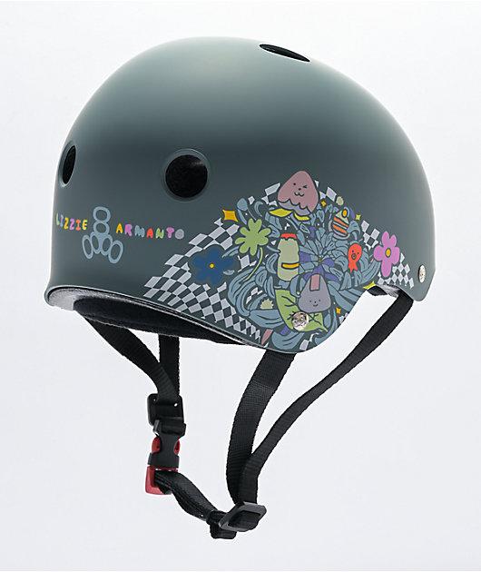Triple Eight Certified Sweatsaver Lizzie Armanto Skateboard Helmet