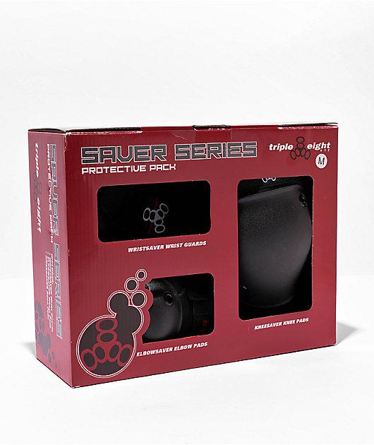 Triple Eight Saver Series 3-Pack Box