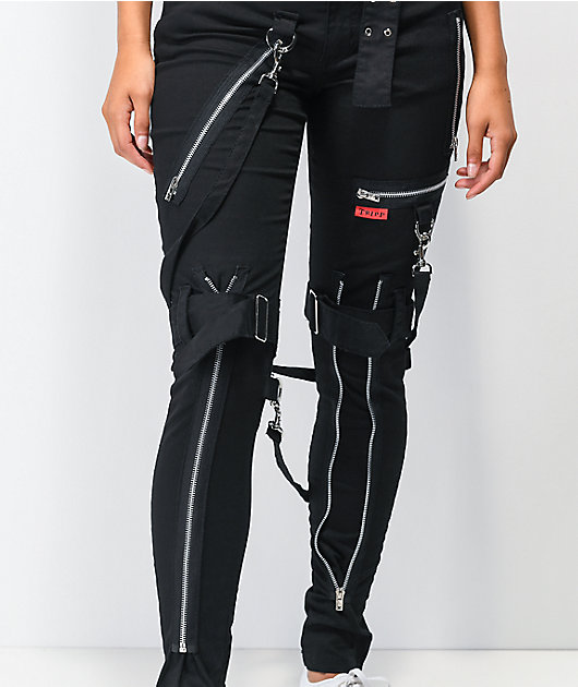 Tripp NYC Classic Black Bondage Pants