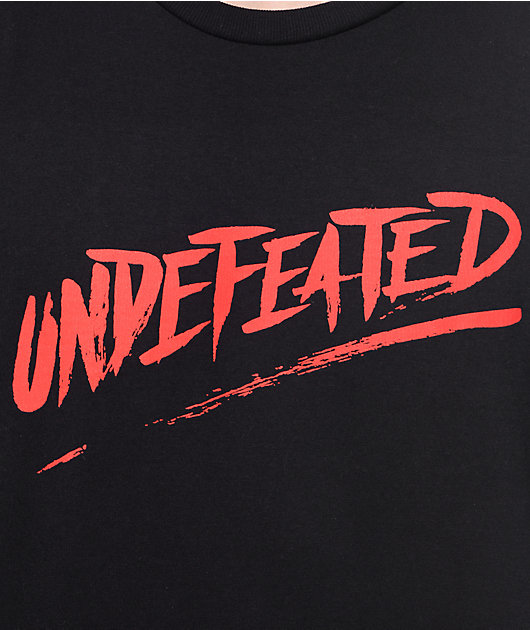 Undefeated Violator Black T-Shirt
