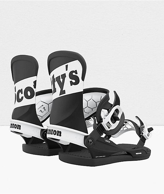Union Contact Pro Scotty's Snowboard Bindings 2021