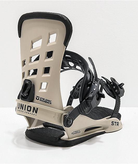 Union STR Bone Snowboard Bindings 2020