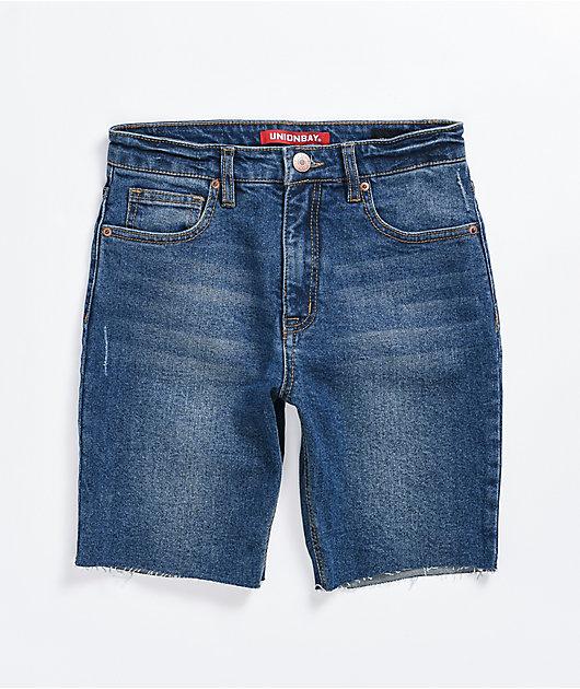 Unionbay Denim Bike Shorts