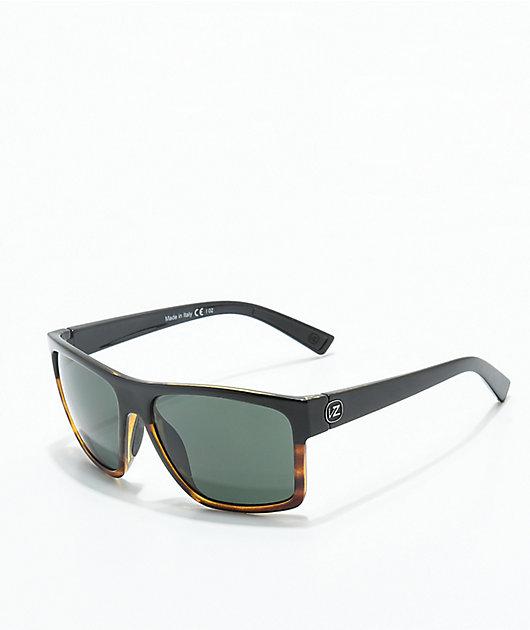 VONZIPPER Dipstick Hardline Black & Tortoise Sunglasses
