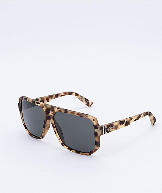VONZIPPER Roller Dusty Tortoise Satin Sunglasses