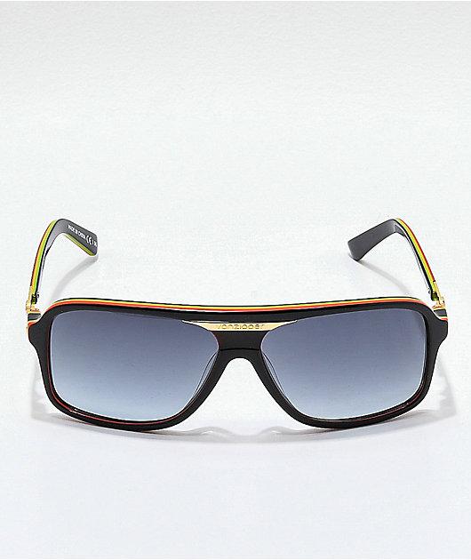 VONZIPPER Stache Vibrations Gradient Sunglasses