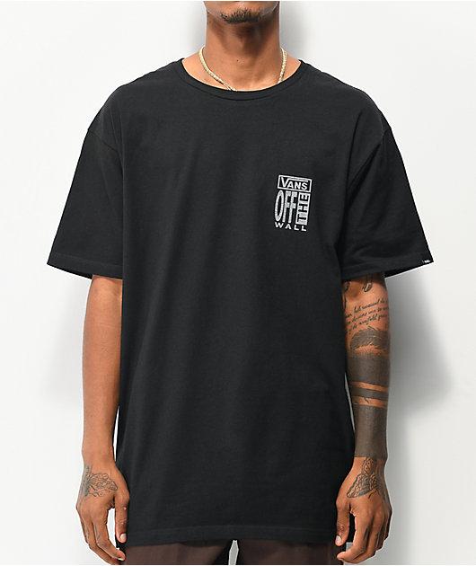 Vans A.V.E. camiseta negra