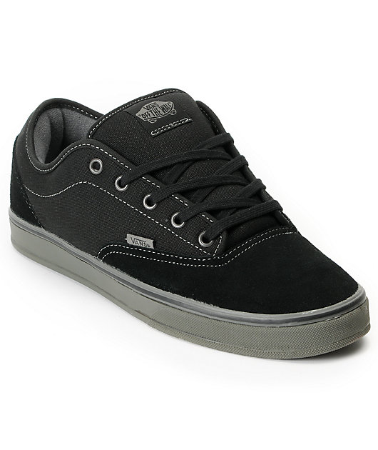 Vans AV Era 1.5 Black & Grey Skate Shoes