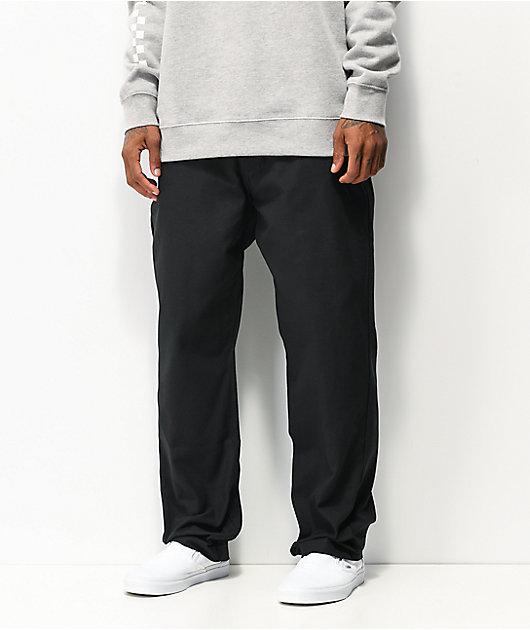 Vans Authentic Glide Pro pantalones chinos negros
