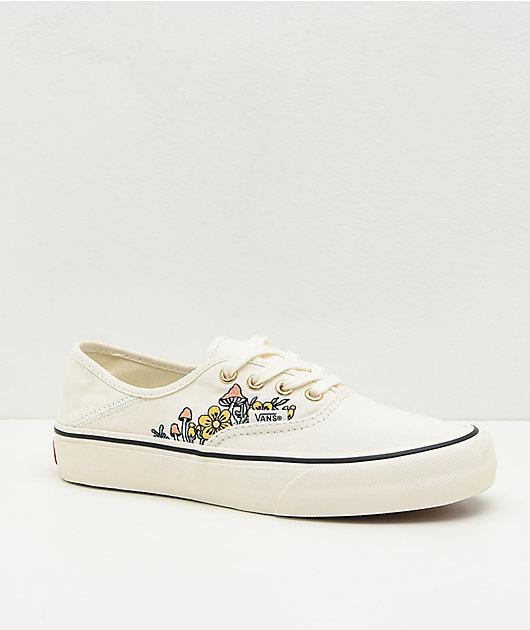 Vans Authentic SF Trippy Floral Skate Shoes