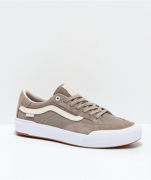 Vans Berle Pro Rainy Day & Taupe Skate Shoes