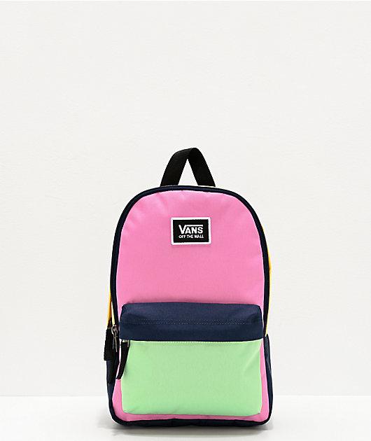 Vans Bounds Checkwork Mini Backpack