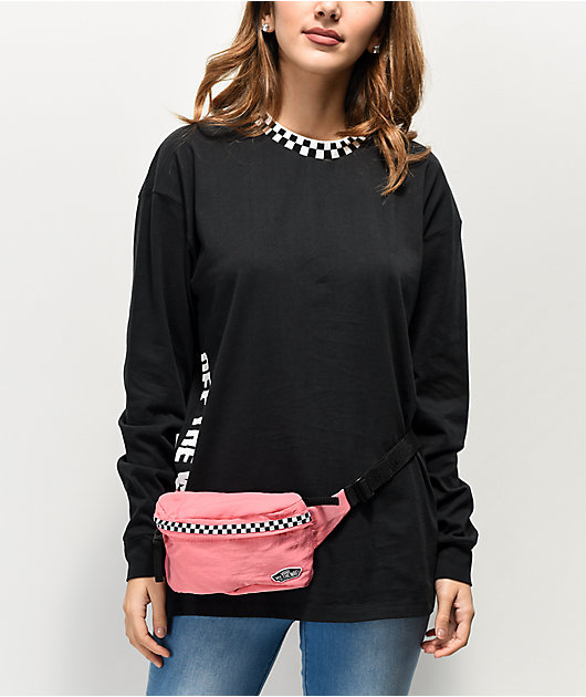 Vans Burma Strawberry Fanny Pack