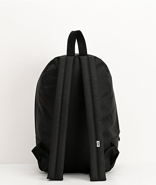 Vans Calico Black & Shinier Times Mini Backpack