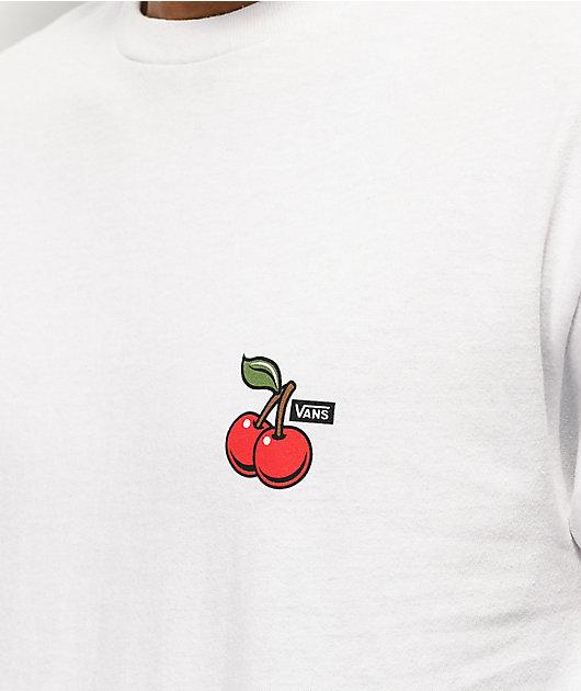 Vans Cherries White T-Shirt