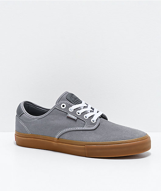 vans chima ferguson pro grey