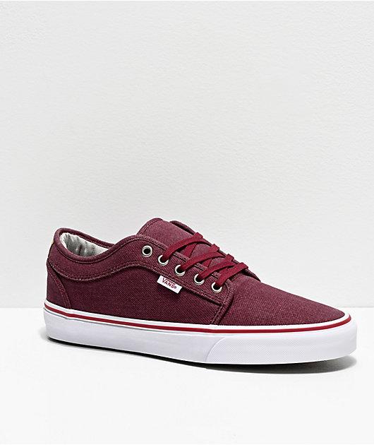 Vans Chukka Low Cork Wine zapatos de skate