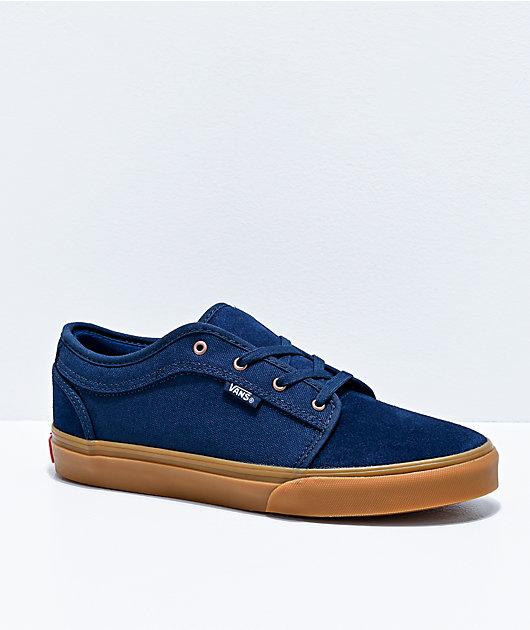 vans chukka low style