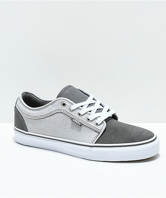 Vans Chukka Low Pro Pewter \u0026 Frost Grey