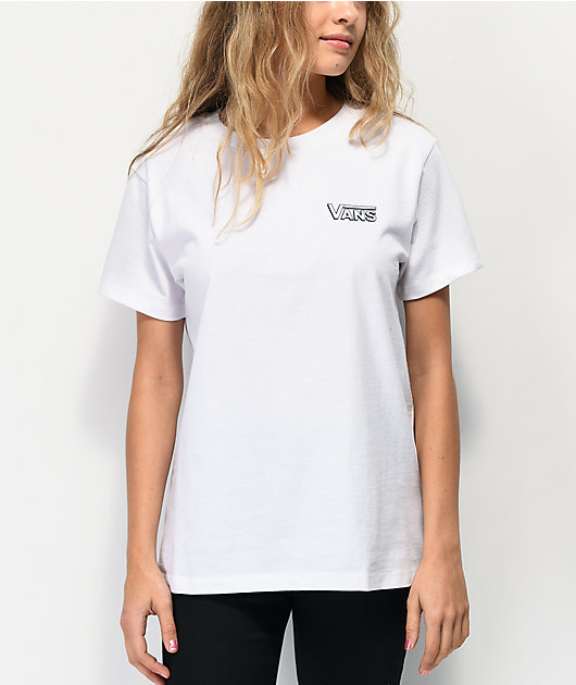 Vans Community White T-Shirt