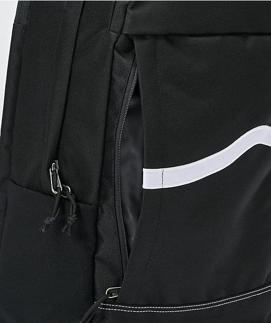Vans Construct Black & White Backpack
