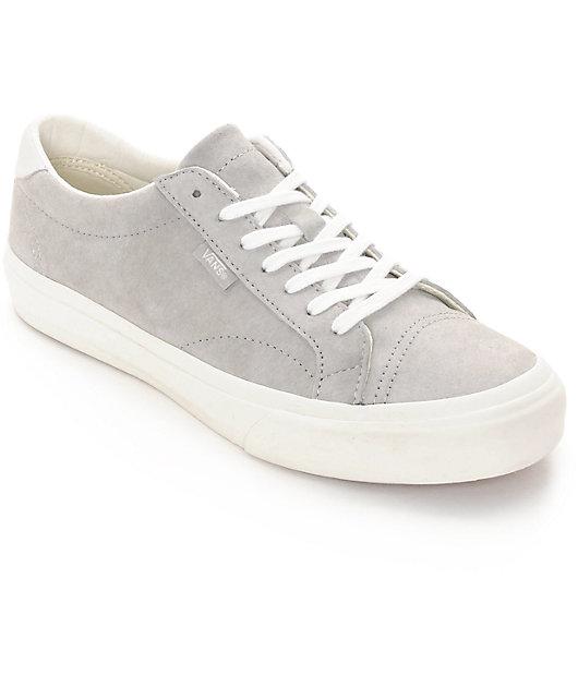 Vans Court DX Cool Grey \u0026 White Womens