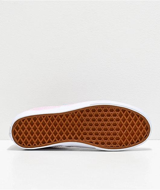 Vans Era Corduroy Colorblock Skate Shoes