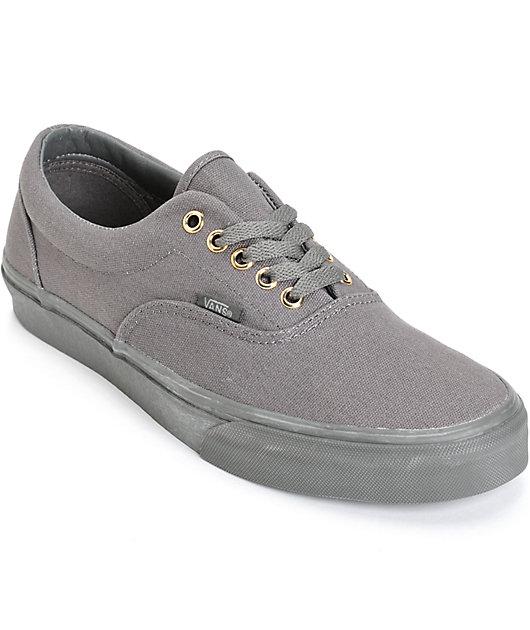 Vans Era Mono Skate Shoes | Zumiez