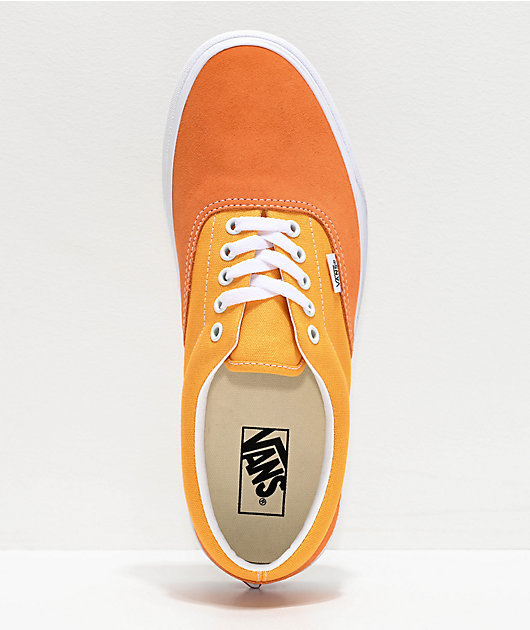 Vans Era Retro Gold Amberglow zapatos de skate
