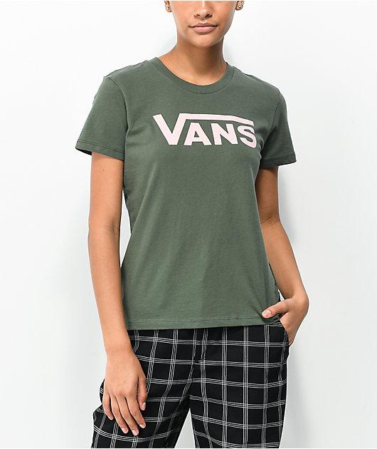 Vans Flying V Thyme T-Shirt