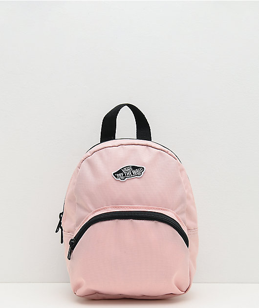 Vans Got This Powder Pink Mini Backpack