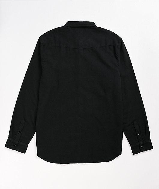 Vans Hereford Black Flannel Shirt