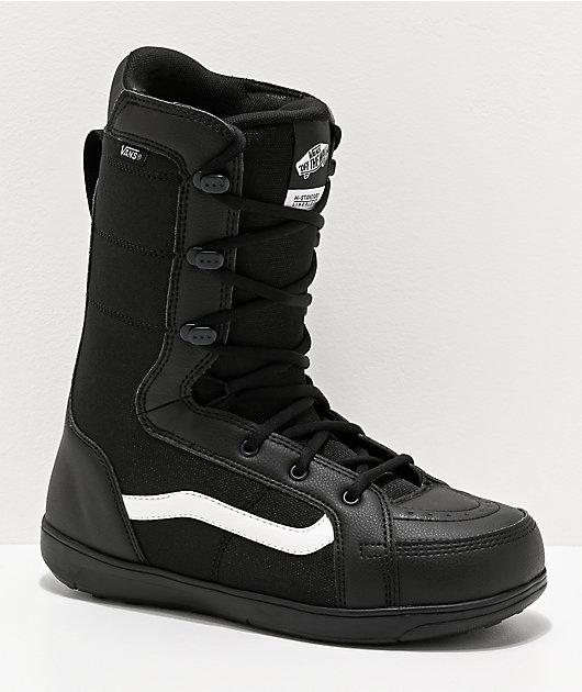 Vans Hi-Standard Linerless Snowboard Boots 2020
