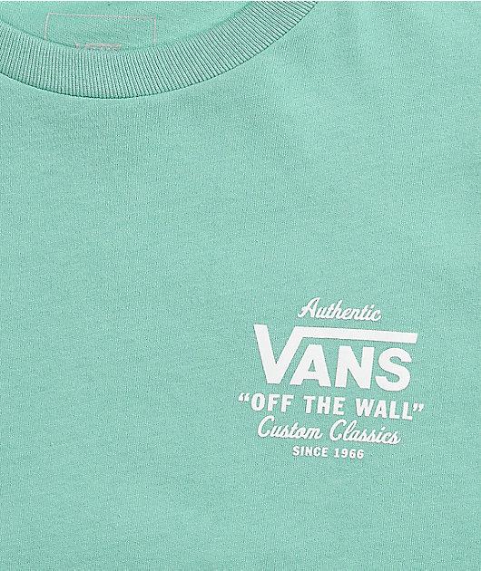 Vans Holder camiseta menta