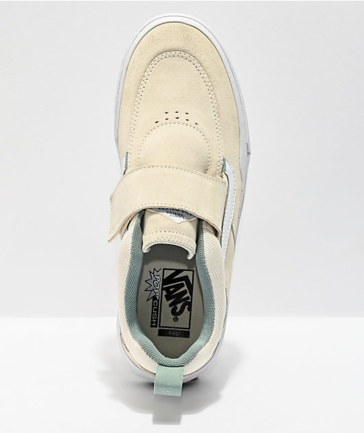 Vans Kyle Walker Pro 2 Antique White Skate Shoes
