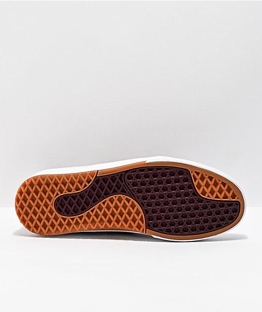 Vans Kyle Walker Pro 2 Port Walnut Skate Shoes