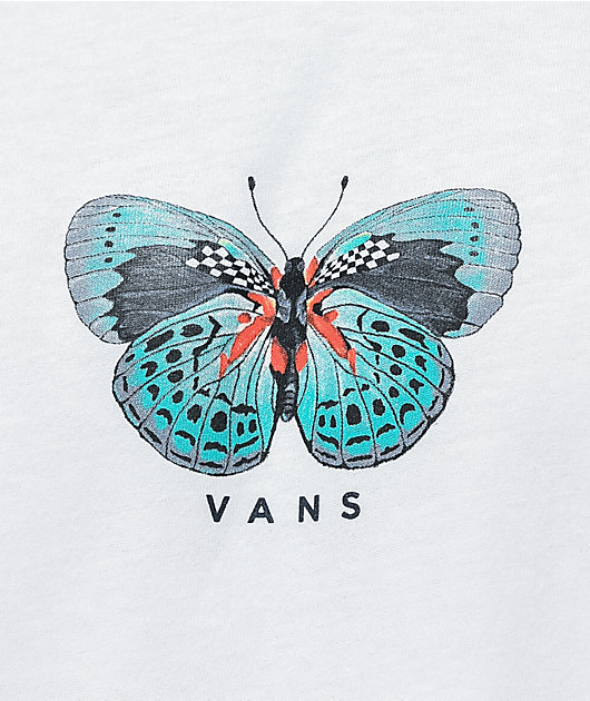 Vans Metamorphosis White T-Shirt