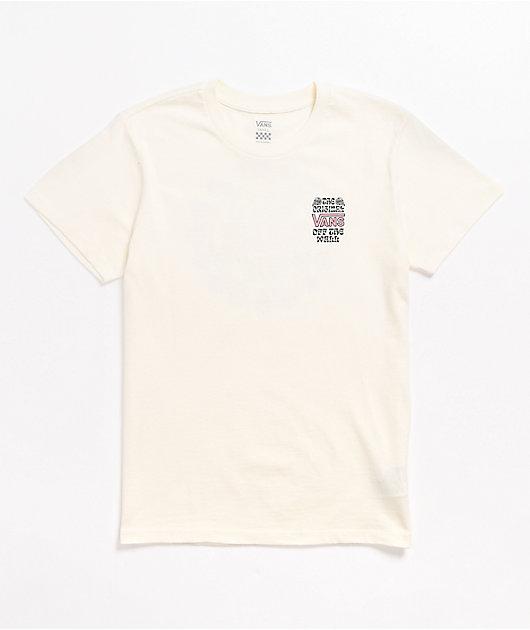 Vans Mind Melter Cream T-Shirt