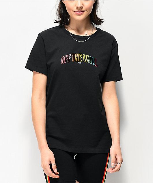 Vans OTW Multicolor & Black T-Shirt
