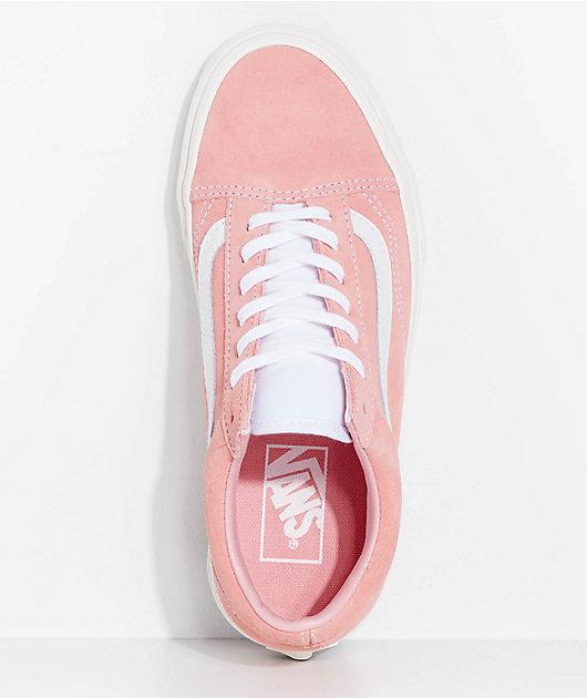 Vans Old Skool Blossom Pink Retro Sport Skate Shoes