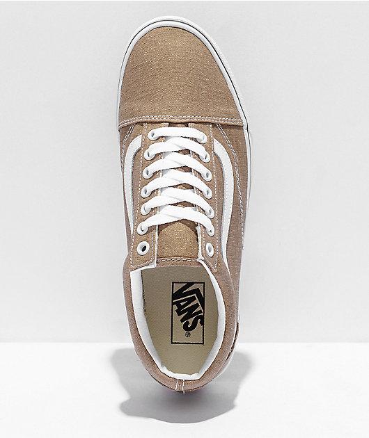 Vans Old Skool Bronze Age Skate Shoes