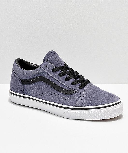 Vans Old Skool Grisaille Grey \u0026 White