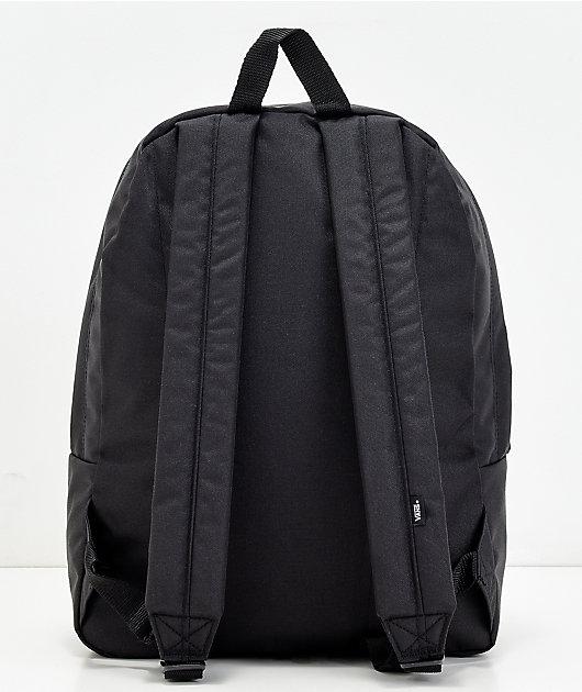 Vans Old Skool II Black & White Logo Backpack