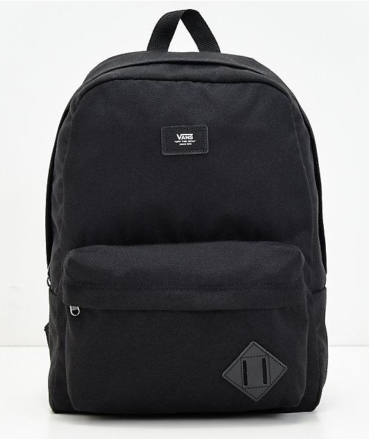 Vans Old Skool II Black Backpack | Zumiez