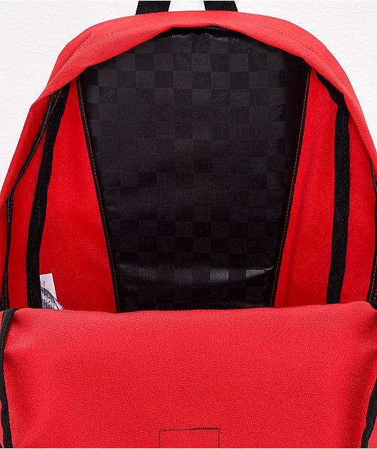 Vans Old Skool II Racing Red Backpack