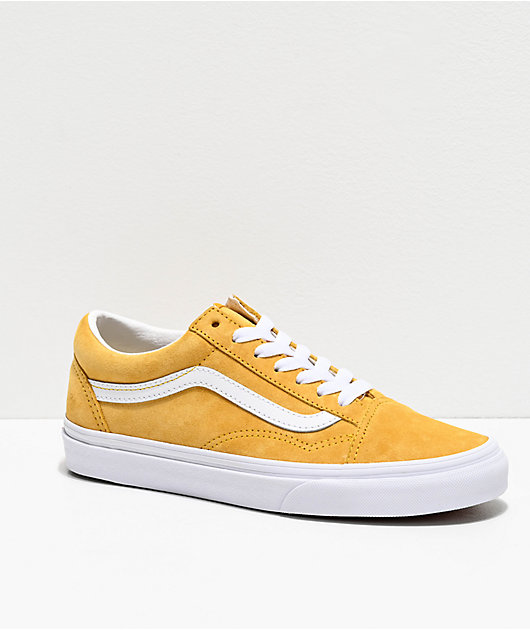 Vans Old Skool Mango Mojito \u0026 White